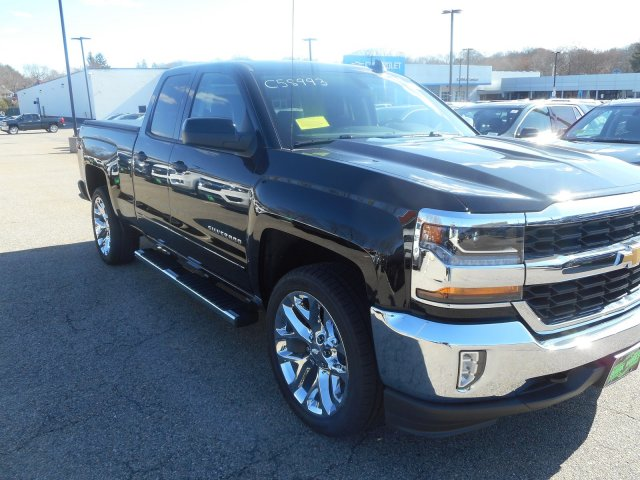 2018 Silverado 1500 Double Cab 4x4, Pickup #C58993 - photo 10
