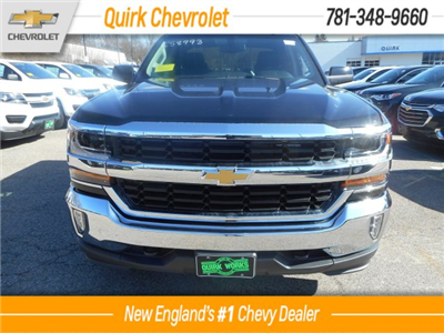 2018 Silverado 1500 Double Cab 4x4, Pickup #C58993 - photo 1