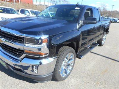2018 Silverado 1500 Double Cab 4x4, Pickup #C58993 - photo 11