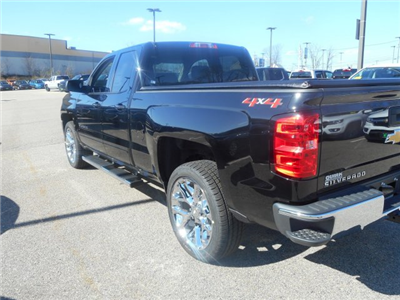 2018 Silverado 1500 Double Cab 4x4, Pickup #C58993 - photo 2