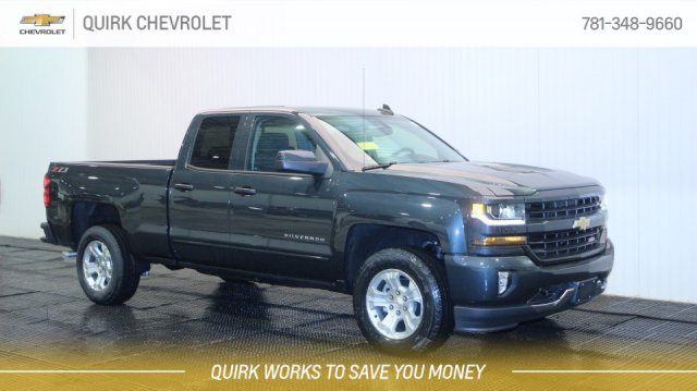 2018 Silverado 1500 Double Cab 4x4,  Pickup #C59096 - photo 1