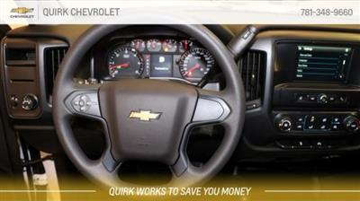2018 Silverado 3500 Regular Cab DRW 4x4,  Cab Chassis #C59160 - photo 6