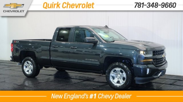 2018 Silverado 1500 Double Cab 4x4,  Pickup #C59180 - photo 1