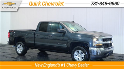 2018 Silverado 1500 Double Cab 4x4,  Pickup #C59185 - photo 1