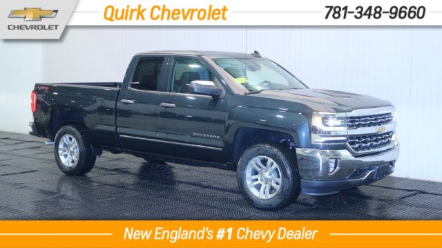 2018 Silverado 1500 Double Cab 4x4,  Pickup #C59199 - photo 1