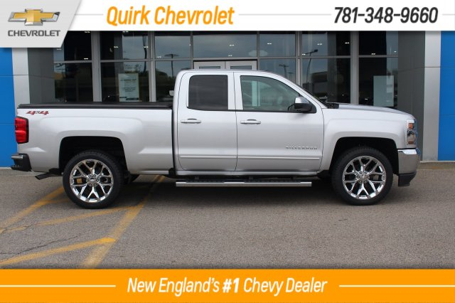 2018 Silverado 1500 Double Cab 4x4,  Pickup #C59249 - photo 1