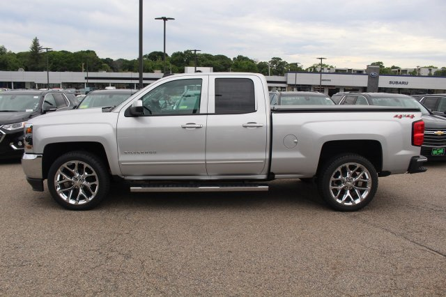 2018 Silverado 1500 Double Cab 4x4,  Pickup #C59249 - photo 13