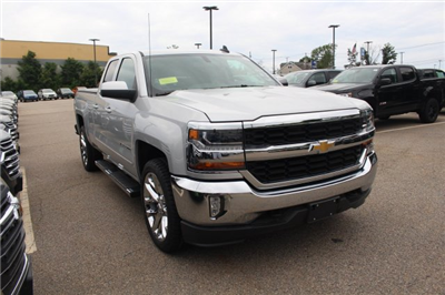 2018 Silverado 1500 Double Cab 4x4,  Pickup #C59249 - photo 10