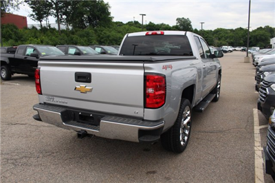 2018 Silverado 1500 Double Cab 4x4,  Pickup #C59249 - photo 2