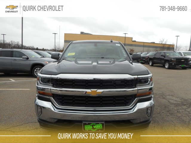 2018 Silverado 1500 Double Cab 4x4,  Pickup #C59265 - photo 3