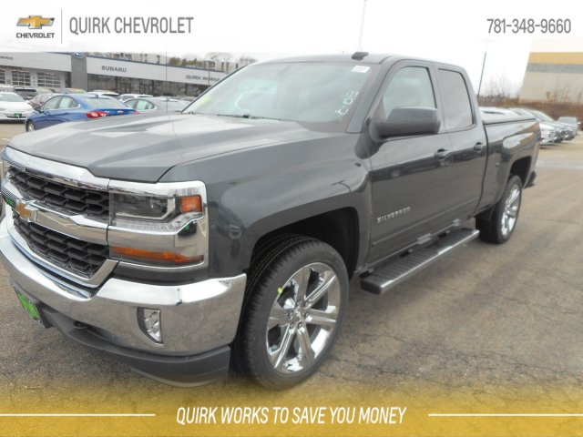 2018 Silverado 1500 Double Cab 4x4,  Pickup #C59265 - photo 4