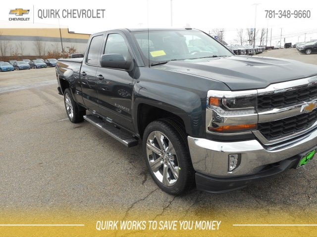 2018 Silverado 1500 Double Cab 4x4,  Pickup #C59265 - photo 5