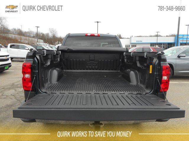 2018 Silverado 1500 Double Cab 4x4,  Pickup #C59265 - photo 8