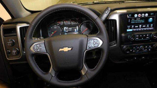 2018 Silverado 1500 Double Cab 4x4,  Pickup #C59328 - photo 8