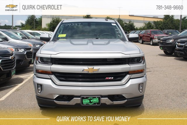 2018 Silverado 1500 Double Cab 4x4,  Pickup #C59345 - photo 3