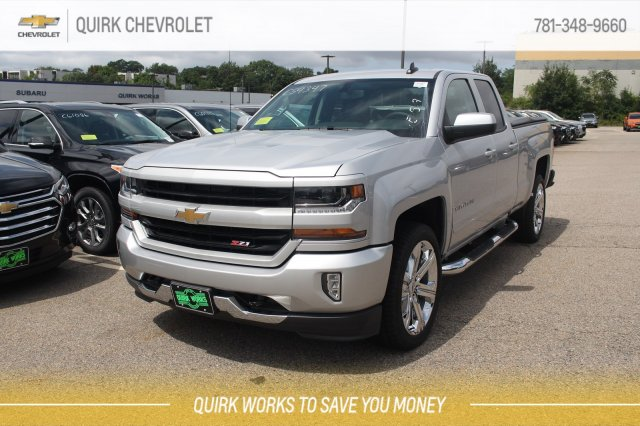 2018 Silverado 1500 Double Cab 4x4,  Pickup #C59345 - photo 5