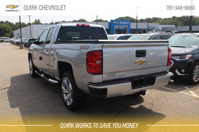 2018 Silverado 1500 Double Cab 4x4,  Pickup #C59345 - photo 7