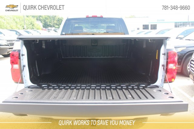 2018 Silverado 1500 Double Cab 4x4,  Pickup #C59345 - photo 17