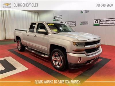 2018 Silverado 1500 Double Cab 4x4,  Pickup #C59345 - photo 1