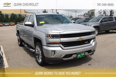 2018 Silverado 1500 Double Cab 4x4,  Pickup #C59345 - photo 4