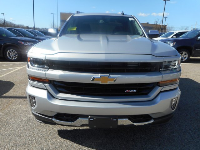 2018 Silverado 1500 Double Cab 4x4,  Pickup #C59381 - photo 3