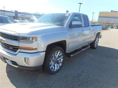2018 Silverado 1500 Double Cab 4x4,  Pickup #C59381 - photo 5