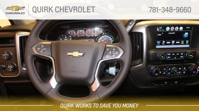 2018 Silverado 1500 Double Cab 4x4,  Pickup #C59469 - photo 8