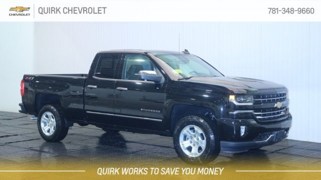 2018 Silverado 1500 Double Cab 4x4,  Pickup #C59470 - photo 1