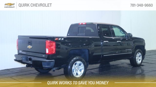 2018 Silverado 1500 Double Cab 4x4,  Pickup #C59470 - photo 2