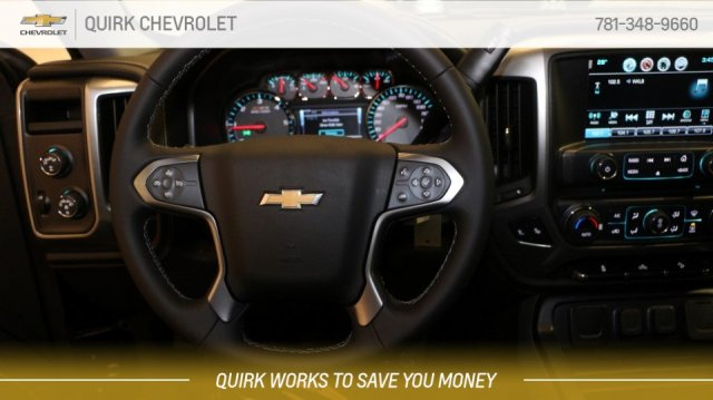 2018 Silverado 1500 Double Cab 4x4,  Pickup #C59470 - photo 8