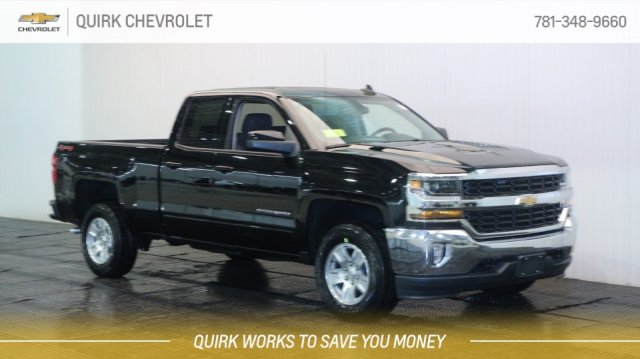 2018 Silverado 1500 Double Cab 4x4,  Pickup #C59506 - photo 1