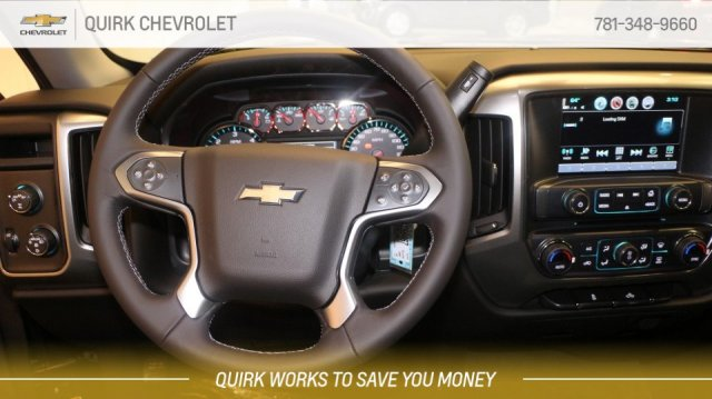 2018 Silverado 1500 Double Cab 4x4,  Pickup #C59506 - photo 8