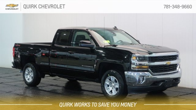 2018 Silverado 1500 Double Cab 4x4,  Pickup #C59527 - photo 1
