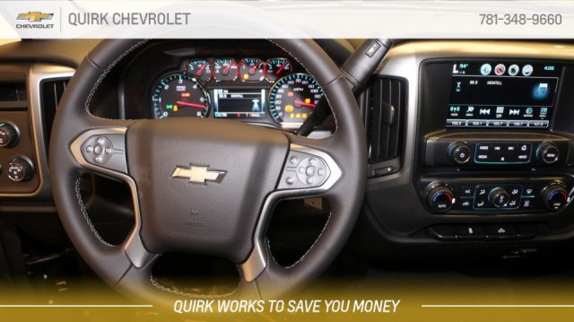 2018 Silverado 1500 Double Cab 4x4,  Pickup #C59527 - photo 8