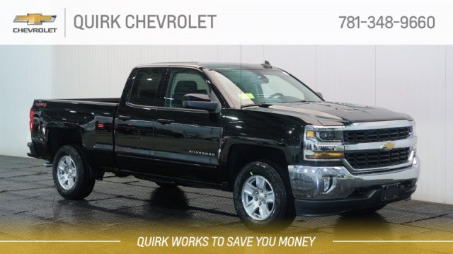 2018 Silverado 1500 Double Cab 4x4,  Pickup #C59560 - photo 1