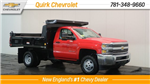 2018 Silverado 3500 Regular Cab DRW 4x4, Dump Body #C59742 - photo 1