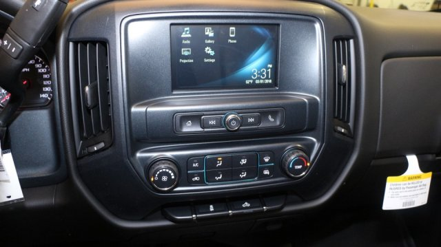 2018 Silverado 3500 Regular Cab DRW 4x4,  Landscape Dump #C59794 - photo 7