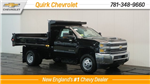 2018 Silverado 3500 Regular Cab DRW 4x4, Dump Body #C60392 - photo 1