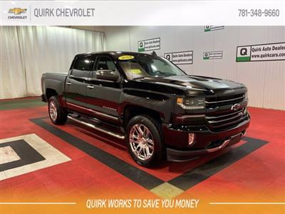 2018 Silverado 1500 Crew Cab 4x4,  Pickup #C60502 - photo 1