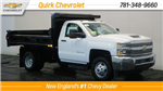 2018 Silverado 3500 Regular Cab DRW 4x4,  Air-Flo Dump Body #C60746 - photo 1