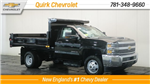 2018 Silverado 3500 Regular Cab DRW 4x4,  Air-Flo Dump Body #C60747 - photo 1