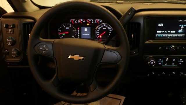 2018 Silverado 3500 Regular Cab DRW 4x4,  Dump Body #C60848 - photo 6