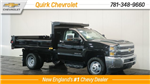 2018 Silverado 3500 Regular Cab DRW 4x4,  Dump Body #C60848 - photo 1
