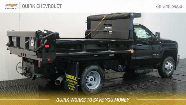 2018 Silverado 3500 Regular Cab DRW 4x4,  Air-Flo Dump Body #C61003 - photo 2