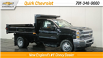 2018 Silverado 3500 Regular Cab DRW 4x4,  Air-Flo Dump Body #C61003 - photo 1