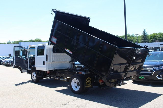 2018 LCF 4500 Crew Cab 4x2,  Reading Landscape Dump #C61285 - photo 11