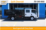 2018 LCF 4500 Crew Cab 4x2,  Reading Landscape Dump #C61285 - photo 1
