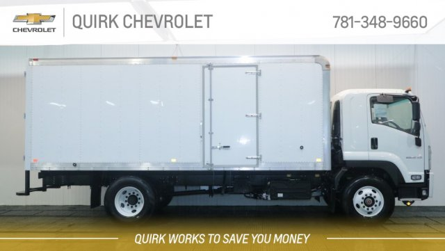 2019 LCF 6500XD Regular Cab 4x2,  Dejana Truck & Utility Equipment Dry Freight #C61296 - photo 3