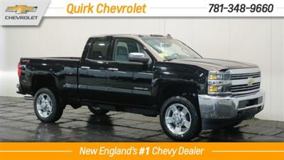 2018 Silverado 2500 Double Cab 4x4,  Pickup #C61466 - photo 1