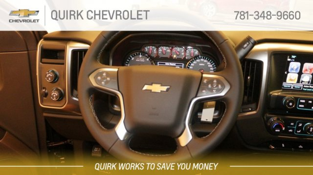 2018 Silverado 1500 Crew Cab 4x4,  Pickup #C61694 - photo 8